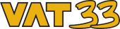 vat33 logo